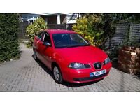 Seat Ibiza 1.2 2006 Reference - Red - Sold As Seen - 80k Mileage