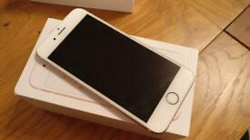 Iphone 6s 64 gb rose gold unlocked