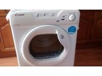 For SaleThe Candy 9kg condenser Tumble dryer white