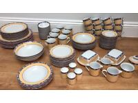 Huge set of china - over 100 pieces, great quality