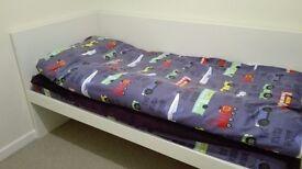 IKEA Flaxa Single Bed Frame Like New