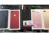 Apple iphone 7 plus 256gb unlocked brand new condition