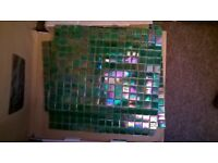 GLASS MOSAIC SHEETS X13