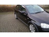 06 Vauxhall corsa 1.2 80 sxi + low miles 2 keys fsh
