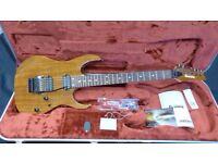 Ibanez RG652KFX-KB (Koa Brown) inc Ibanez Hard Case