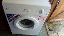 white knight tunble dryer