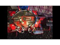 Badminton Racket Stringing (barking/ilford)