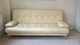 3 Seater Sofa/Bed