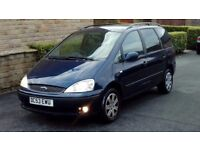 Ford Galaxy 2.3 Zetec 1 Former Keeper 7 seater