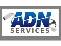 ADN Services - General Handyman, Laminate flooring, Wallpapering, Painting and decorating Doors Hung