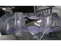 urgent sale required breg fusion LEFT leg brace SMALL/MEDIUM (REDUCED FOR QUICK SALE)