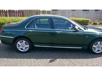 Rover 75 2lt bmw diesel engine very low miles