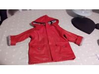 JoJo Maman fisherman's jacket