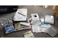 Nintendo Wii Sports Console Bundle + Accessories BOXED