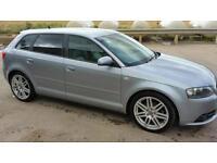 Audi a3 s line quattro 2.0tdi