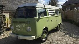 1979 VW Campervan T2 Westfalia