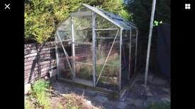 Greenhouse- free to collector