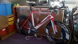 Ridley Dean RS TT bike 2013