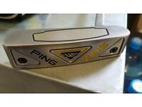 Ping iwi zing putter with long grip
