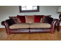 Large Sofa with matching Chair