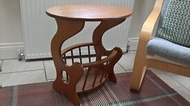 occassional table 70s