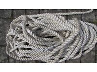 Used Anchor Rope
