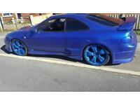 Toyota celica gt show car