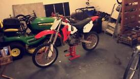 Scrambler / dirt bike