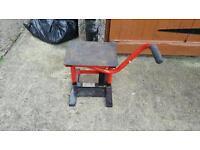 Mx bike stand