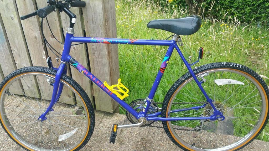Adults Raleigh Marauder Mountain Bike For Sale In Carlton