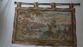 beautiful french tapestry