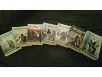 All Assassins Creed Books Collection
