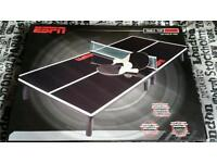 Table Top Tennis Table