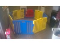 childrebs play pen