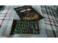 Sound card 7.1 DDlive PCI
