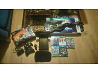 Wii u 32gb black bundle