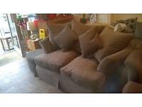 IMMACULATE SOFA,AND MATCHING CHAIR