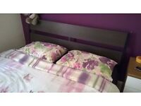KING SIZE BED FOR SALE !
