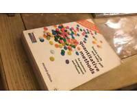 Quantitative Methods 2nd edition
