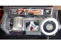 New Manrose Low Voltage Showerlite Extractor Fan Kit Designed For Installation In Shower Cubicles.