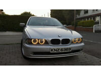 BMW 520i SE (2.2 6cylinder 170bhp)