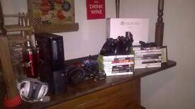 Xbox 360 500gb Boxed