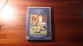 History of Football DVD