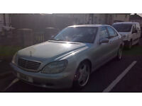 s class merdedes s class breaking all parts