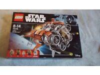 """LEGO UK 75178 """"Jakku Quad jumper"""" Construction Toy *BRAND NEW BOXED* £30"""