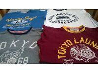 Tokyo laundry medium mens t shirts