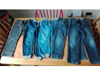 Jeans 5-6 year old