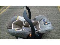 Baby Pram/pushchair with matching car seat