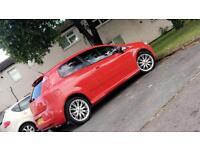 Fiat punto Grande 1.9td red