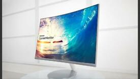 "SAMSUNG C27F591 Full HD 27"" Curved LED Monitor"